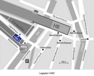 HWZ-Map